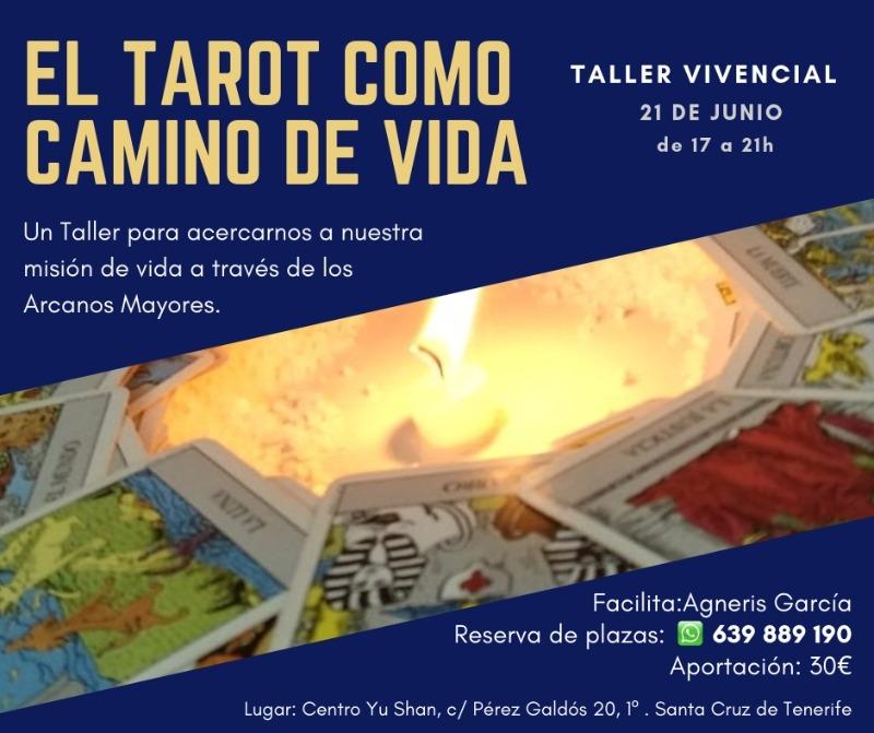TallerEL TAROT. como camino de vidajpg