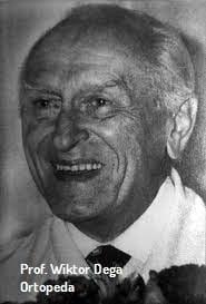 Wiktor Dega, lekarz ortopeda