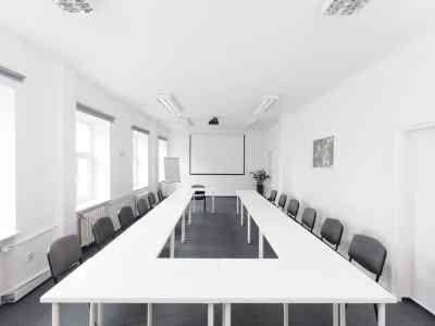 Sala konferencyjna Centrum Żoliborz