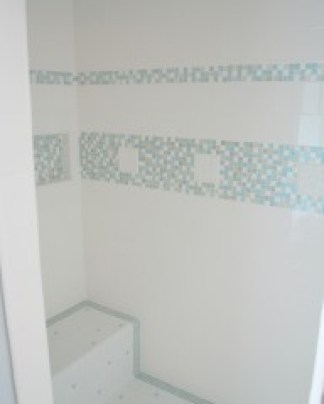 master shower after