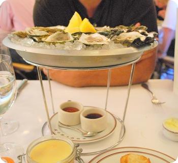 bouchon oysters