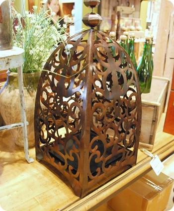 napa style candle holder