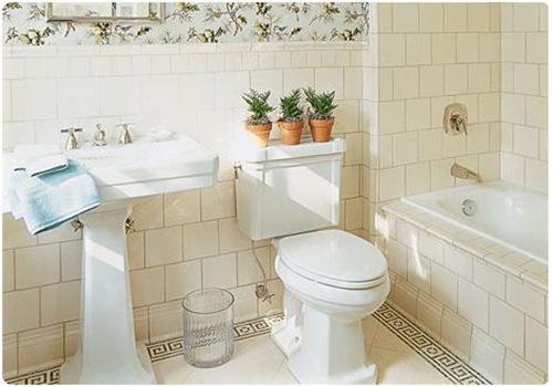 elaine griffin bathroom