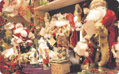 traditional santas