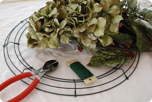 wreath supplies