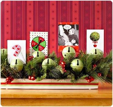 bhg jingle bells card display