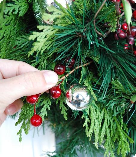 insert berries