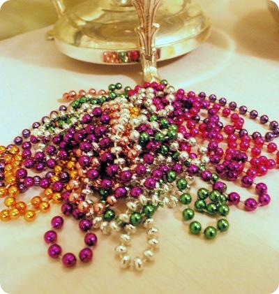 mardi gras beads 2