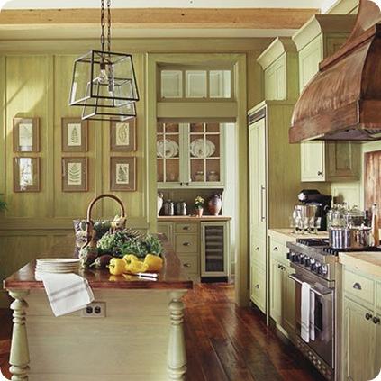 elaine griffen kitchen