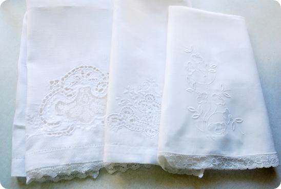 crisp tea towels