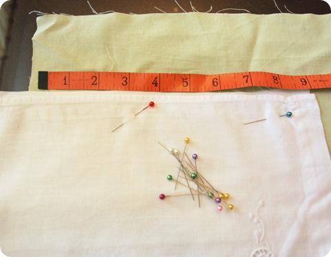 nine inch measurement