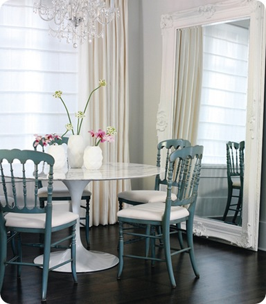 style at home dining room
