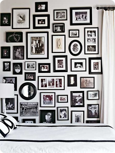 coastal living black frames