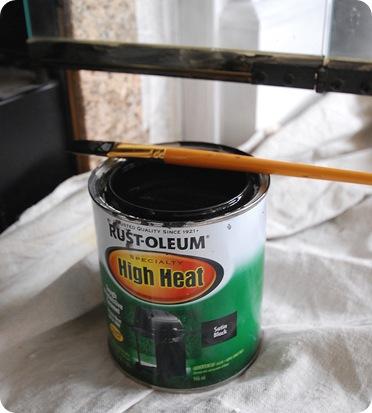 high heat paint
