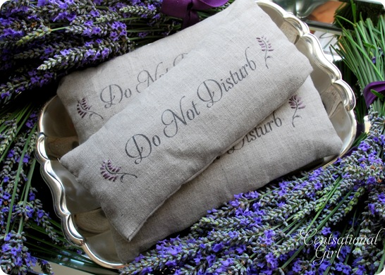 cg lavender eye sachets