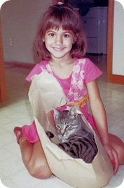 m with kitty