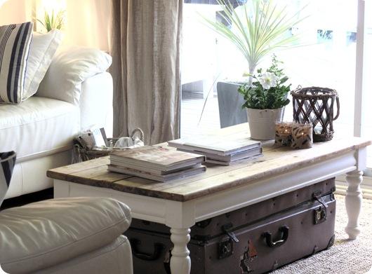 sarah coffee table