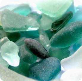 seaglass colors