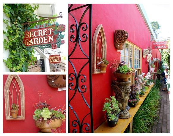 secret garden trio