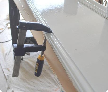 clamp trim