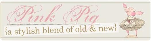 pink pig banner