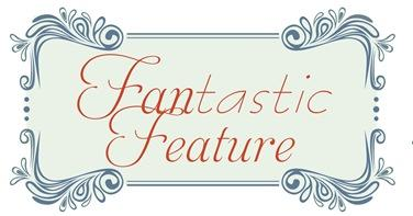 fantastic feature button coral font
