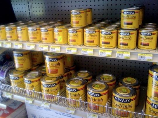 minwax cans
