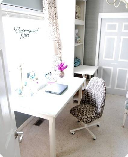 cg office chair and desk