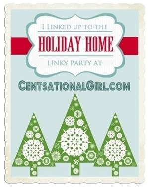 cg holiday button