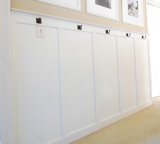 Mdf Beadboard In Bathroom: Basic Board And Batten
