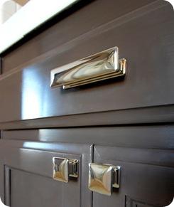 new cabinet hardware