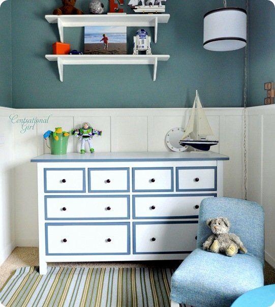cg dresser on wall