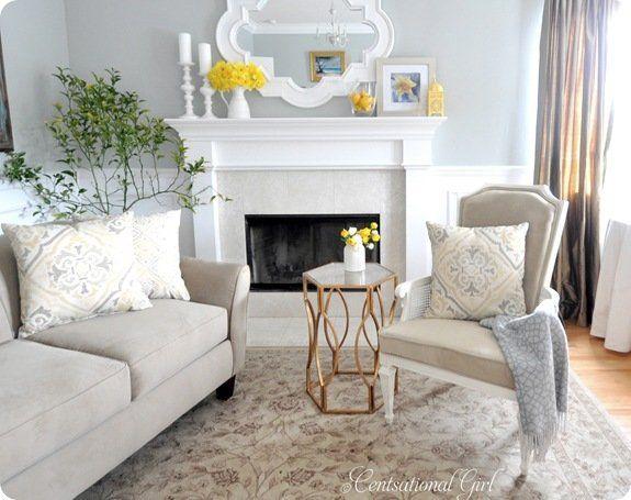 cg living room spring