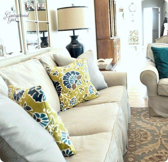 family room sofa