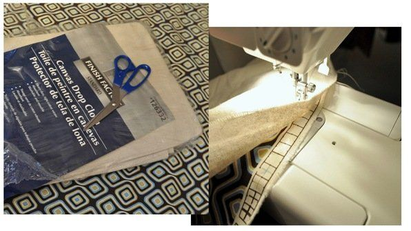 sewing panels