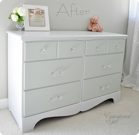 dresser after left side