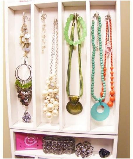 cutlery holder jewelry holder