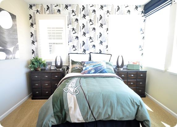 model 1 boys room