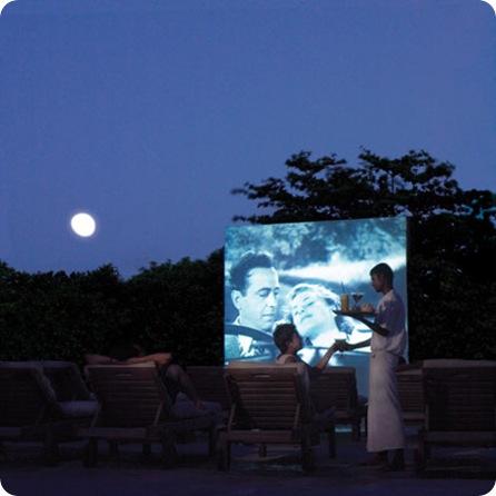 outdoor screening party kevin sharkey blog