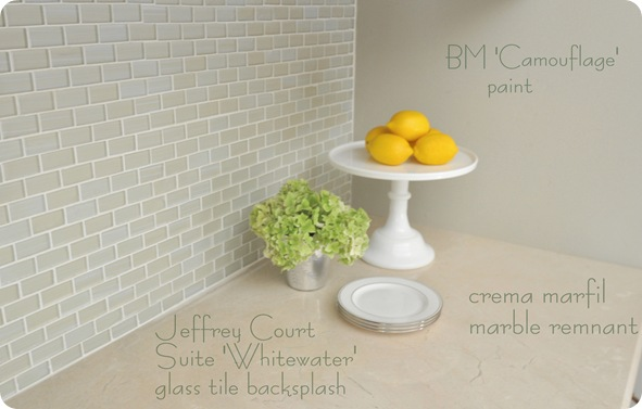 backsplash paint marble countertop