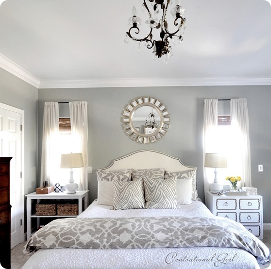 Fancy centsational girl bedroom