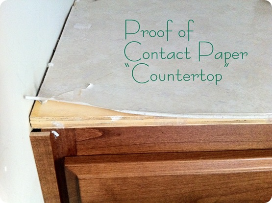 proof of contact paper