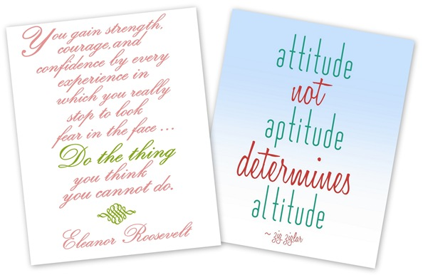 roosevelt and ziglar quotes