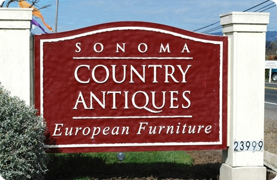 sonoma country antiques