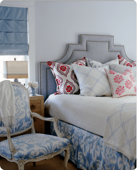 sleigh bed styling secrets of a well dressed bed centsational style