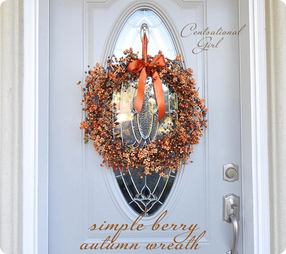 simple berry autumn wreath cg