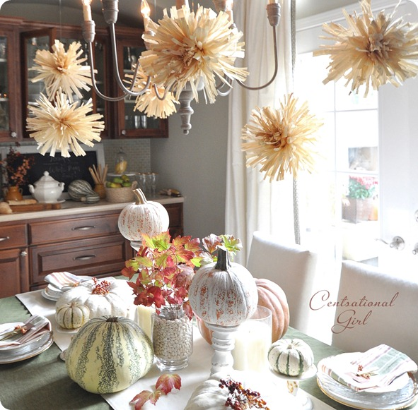 cg fall dining room table