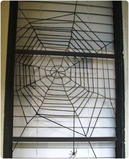 yarn spiderweb fyi and diy