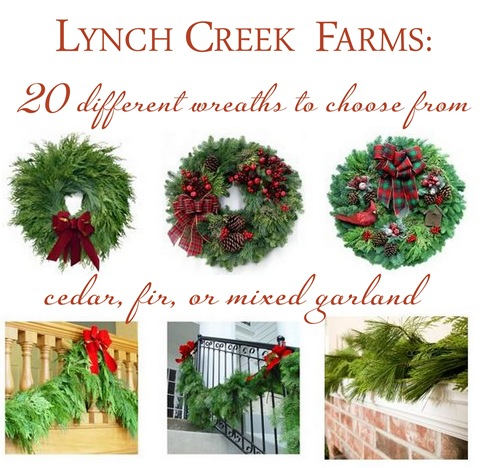 lynch creek farm wreaths