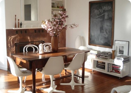 Sf Girl By Bay Antique Table